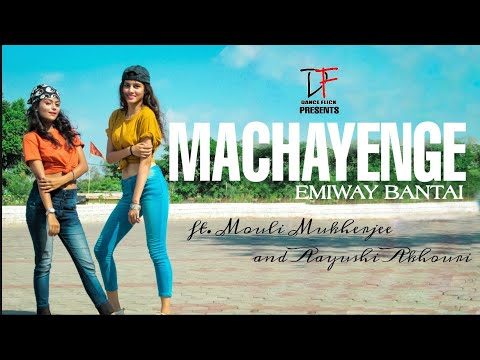 Machayenge - Emiway Bantai   Emiway   Dance Flick