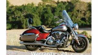 9. 2012 Kawasaki Vulcan 1700 Nomad Features