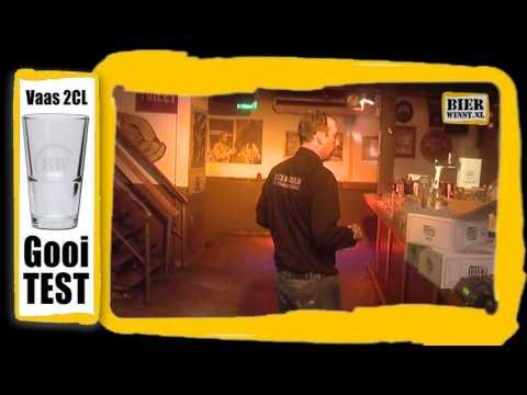 Gooi Test Vaas en Next Glas BW - Bierwinst