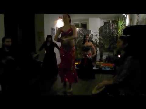 "Aldaman - ALDAMAN - Drum solo Massoud + Karolina ""Kaja"" Szymków, Pella, Lí"