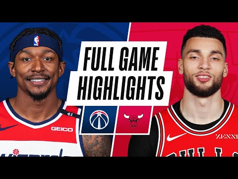 Video: WIZARDS at BULLS | FULL GAME HIGHLIGHTS | February 8, 2021