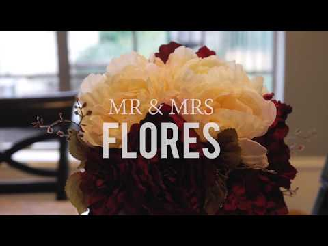 Josh And Miranda: The Flores Wedding