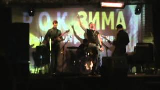 ДиVергенТ. 10 января 1-й полуфинал музыкального фестиваля РОК З.И.М.А. 2015