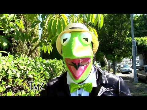 Video: Kermit talks gay Bert