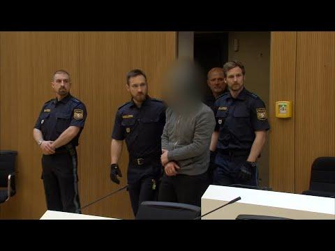 Prozessauftakt in München wegen Tötungsversuch an Pol ...