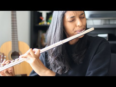 What About Us - Pink Flute Cover