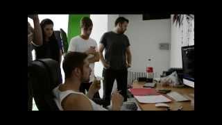 Video Šroti - Stromy moruší (making of)
