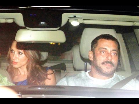 Salman Gets Iulia A Gig In His Movie Tubelight |