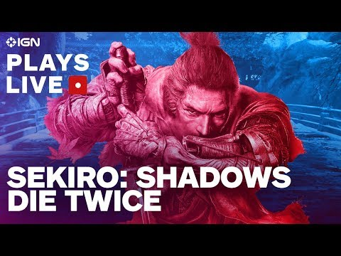 Sekiro: Shadows Die Twice Livestream - How Hard Are the First Two Hours? - Thời lượng: 2 giờ, 18 phút.