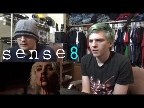 Sense8 - Season 1 Episode 10 (REACTION) 1x10