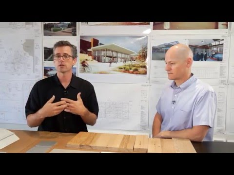 White Space & Caddell Building | Brian Bell & David Yocum