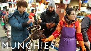 MUNCHIES Presents: A Culinary Trip to Seoul with Parachute by Munchies