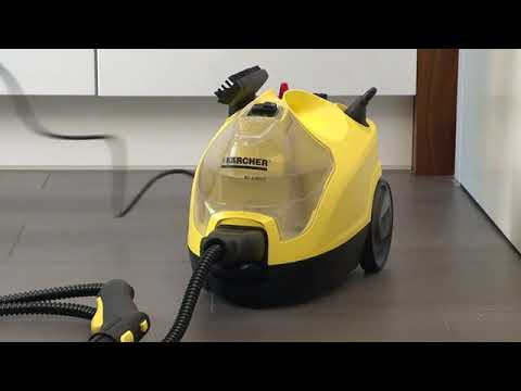 Best Vacuum Cleaners & Reviews - Karcher Steam Cleaner SC 2.500