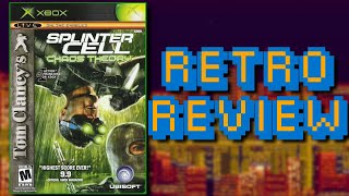 Splinter Cell: Chaos Theory (Xbox) RETRO REVIEW - Keegs