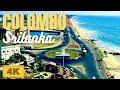 Galle Face Beautiful Beach Colombo Srilanka in 4K