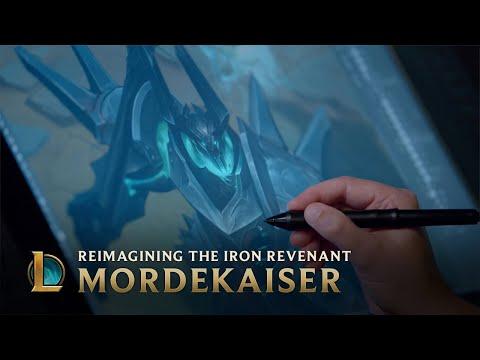 Mordekaiser: Reimagining the Iron Revenant - Behind the Scenes | League of Legends - Thời lượng: 4:56.
