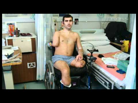 Road to recovery: love after injury 26.08.11