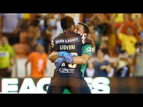 Video: Giovani Dos Santos Wins League Cup Quarters in Club America Debut