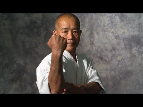 History of Karate Video: The Story of Goju-Ryu Karate Techniques Master Teruo Chinen