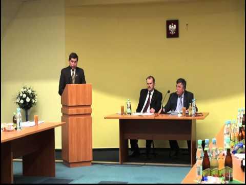 Burmistrz Lubartowa Janusz Bodziacki o gospodarce odpadami.