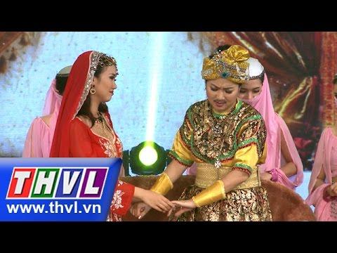 Danh hài đất Việt 2015 Tập 34 -  Giấc mơ muôn màu – Võ Hạ Trâm, Đình Toàn, Lê Khánh