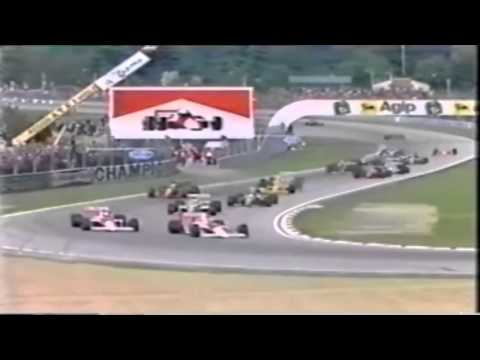 alain prost - video tributo
