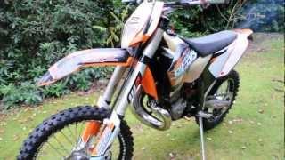 8. KTM 250 EXC Six Days 2009 MY
