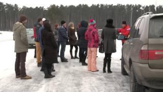 Drošas ziemas braukšanas bezmaksas apmācības Biķernieku trasē