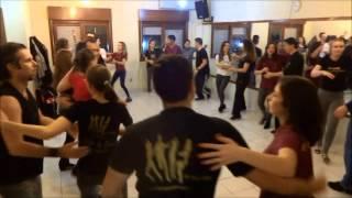 Clube Da Dança - Workshop Com Ricardo Garcia - Rueda De Casino 2