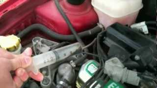 6. too much oil in your engine ANSWER asmr