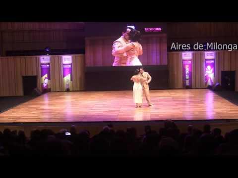 Mundial de tango 2016, Semifinal ESCENARIO