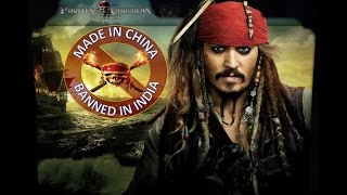 Pirates Of The Caribbean 5  Hindi Trailer  समुन्द्री  लुटेरे 5  Funny