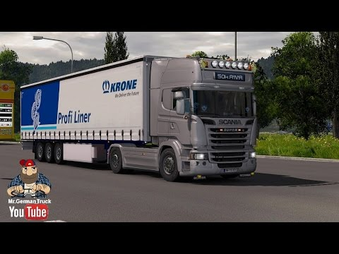 Scania Streamline Megapack by Punisher V3
