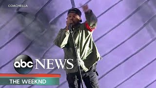Video Coachella 2018 kicks off with The Weeknd MP3, 3GP, MP4, WEBM, AVI, FLV April 2018