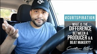 What Is The Difference Between A MUSIC PRODUCER and A BEAT MAKER? ▻ SUBSCRIBE - http://bit.ly/Sub2CurtissKingTV ...