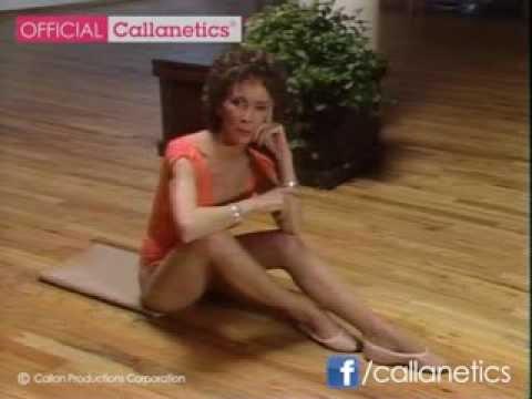 Callanetics - Callan Pinckney - An American Original