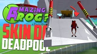ACHEI O DEADPOOL - Amazing Frog