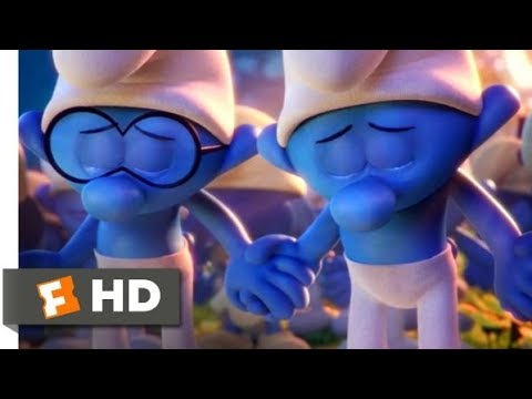 Smurfs: The Lost Village (2017) - Mourning a Friend Scene (9/10) | Movieclips