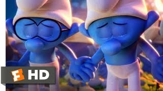 Nonton Smurfs  The Lost Village  2017    Mourning A Friend Scene  9 10    Movieclips Film Subtitle Indonesia Streaming Movie Download