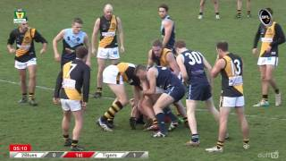 Lindisfarne Australia  city photo : Lindisfarne v Hobart R9 2016 Full Game