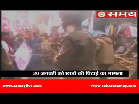 Delhi police released new video of beating of students