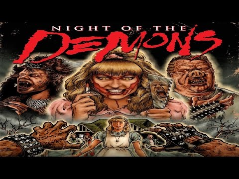 Night Of The Demons (1988) Blu-Ray Full Movie