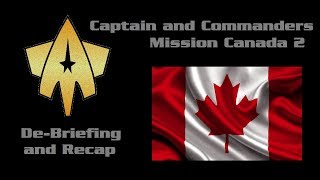 So?  Was Mission Canada a success?  The Commander and myself sit down to answer just that, and fill you in on the events of our trip!  This is the abridged shorter version of the Mission Canada 2 review and discussion....there is a FULL version thats almost 2 hours long that may be released in the future if you guys show enough interest.  So please let me know by commenting or by hitting that like button.  The Trekyards Adventure is just beginning.... Main Website:www.trekyards.comOther YouTube Channel:Captain Foley's Channelhttps://www.youtube.com/channel/UCUhxafMp1hqNHTQ97H3lCqgSocial Media:Main Trekyards Facebook Page:https://www.facebook.com/groups/trekyards/Main Fleetyards Facebook Page:https://www.facebook.com/groups/fleetyards/Trekyards Model Building Showcase Facebook Page:https://www.facebook.com/groups/525656090901951/Team Trekyards Star Trek Online Facebook Group:https://www.facebook.com/groups/TeamTrekyards/Star Trek Timelines (Trekyards Facebook Team Page):https://www.facebook.com/groups/836643756447057/Support Trekyards on Patreon:https://www.patreon.com/Trekyards/community