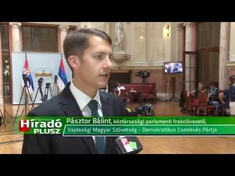 A megoldandó gondokról és projektekről szólt Pásztor Bálint a parlamentben-cover