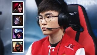 Video Everything FAKER did at LCK Spring 2017 | #LeagueOfLegends MP3, 3GP, MP4, WEBM, AVI, FLV Juli 2018