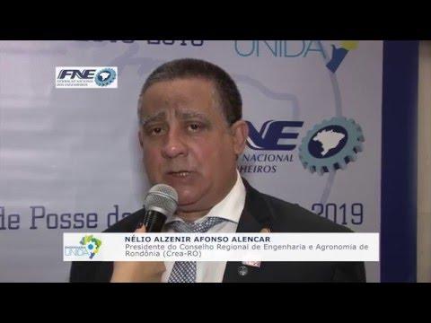 Nélio Alzenir Afonso Alencar – Crea-Ro