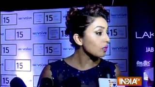 Lakme Fashion Week: Huma Kureshi on Manish Malhotra collection