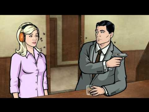 Archer (Season 2 Promo 2)