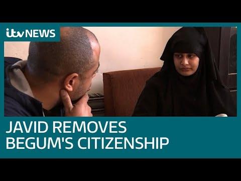 Video - Η Σαμίμα Μπέγκουμ ζητά μια δεύτερη ευκαιρία μετά το Ισλαμικό Κράτος