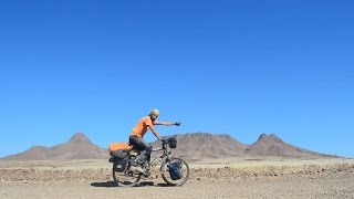 Kunene Namibia  City pictures : Cycling Namibia - Part 1 (North) : From the Kunene to Windhoek